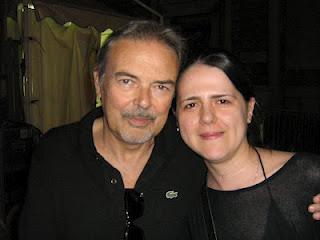 Mauro Pagani e Gioia Lomasti