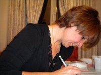 Cristina Pelucchi intervistata da Gioia Lomasti