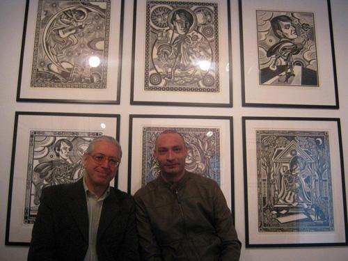 Guido Harari e Gaetano Cuffari