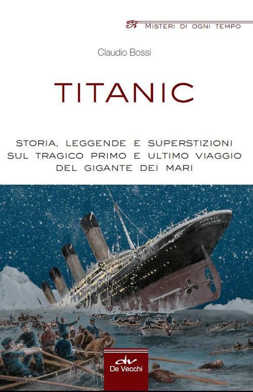 Titanic di Claudio Bossi