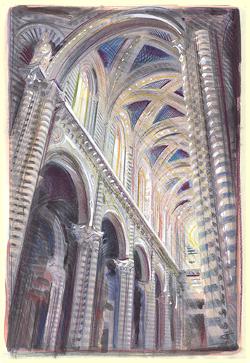 Duomo Siena Soffitto