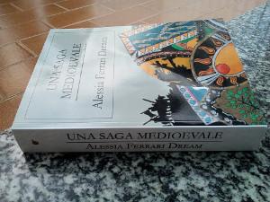 Libro una saga medioevale di alessia ferrari
