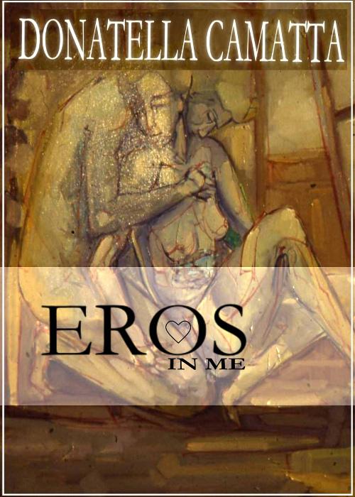 Dipinto Copertina Eros in me