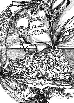 Cento Poesie tra Mare e Alberi di Stefano Mantovani