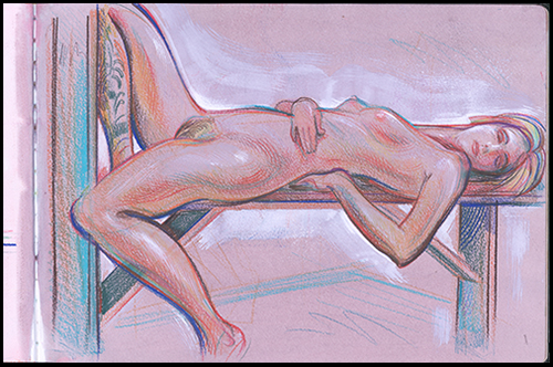 Figure Drawing 10