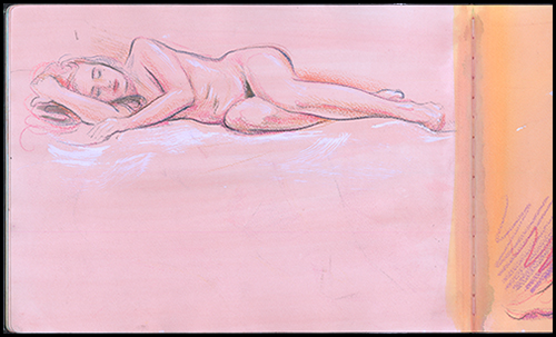 Figure Drawing 14