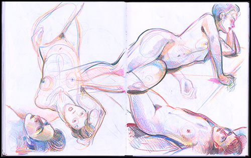 Figure Drawing 27