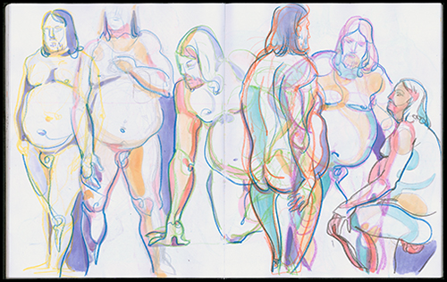 Figure Drawing 35