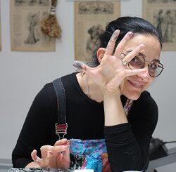 Rosetta Franchetti all opera